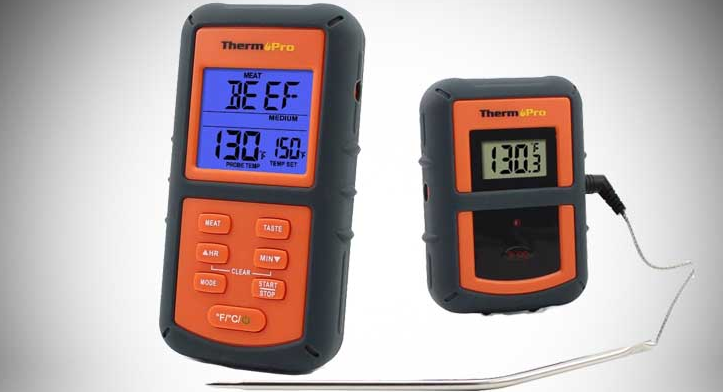 ThermoPro TP-08 meat thermometer