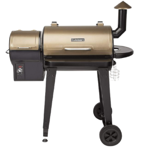 Cuisinart CPG-4000 Wood Pellet BBQ Grill and Smoker