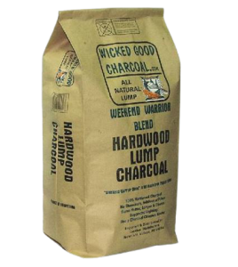 Wicked Good Charcoal Lump Bag
